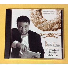 Ramón Vargas - Navidad Desde México - Cd