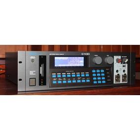 Akai S1100 - Esquema Eletrônico Leia O Anúncio