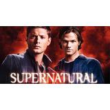 Dvd Supernatural Temporada 1 A 13 Dublado Legendado 78 Disco