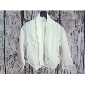a7eb12da58 Conjuntos Elegantes Blancos Dama - Chaquetas y Abrigos Mujer en ...