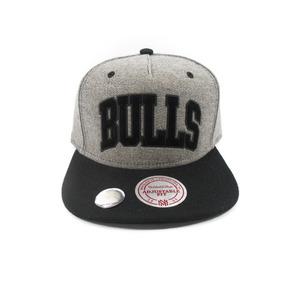 Bone Chicago Bulls Snapback Cinza - Acessórios da Moda no Mercado ... 326944ed8a0