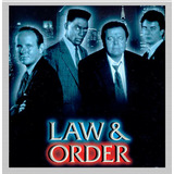 Law & Order Serie Completa Legendada 20 Temporadas -160 Dvds
