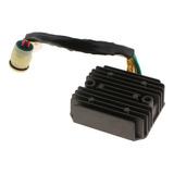 Rectificador Con Regulador De Voltaje Para Honda Xrv750 P -