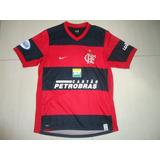 09a1303feb6b5 Camisa Flamengo Nike Vermelho E Preto no Mercado Livre Brasil