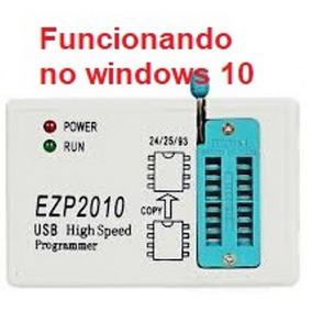 Ezp2010 Como Funcionar No Windows 10