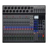 Zoom L20 Consola Digital 20 Canales Multitrack Con Efectos