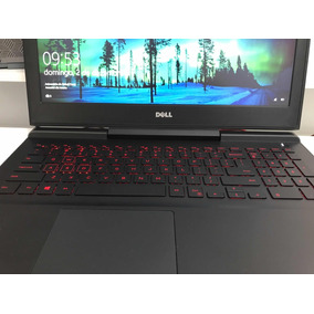 Notebook Dell 7567, I7, Gtx 1050 Ti, 1 Tb, 8 Gb Ram