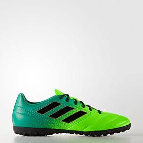 Chuteiras Adidas de Society Verde no Mercado Livre Brasil 0688489a64b47