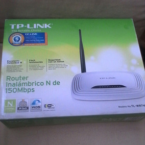 Router Wifi Tp Link 741 Nd