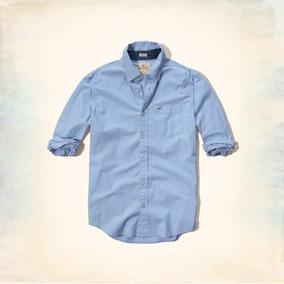 189725634f Camisa Hollister Original 2017 Epic Flex Stretch Talla Xl