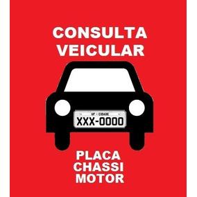 Nova Consulta De Histórico Veicular - Consulte Pela Placa