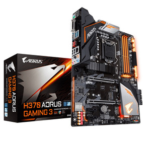 Motherboard Gigabyte H370 Aorus Gaming 3 1151 Mexx