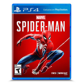 Juego Spiderman Ps4