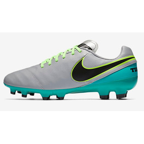 132068ba1c Chuteira Campo Nike Cz lja Mercurial Vortex Iii Fg 852535 por Hubsales  Shop. 6. 2 vendidos · Chuteira Campo Nike Genio 2 Leather Couro Natural
