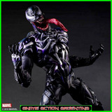 Play Arts Kai Venom Suit Anime Action Argentina