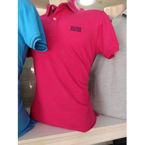 Camisas Polo Hugo Boss - Pólos Manga Curta Masculinas no Mercado ... f12da0e4dd066