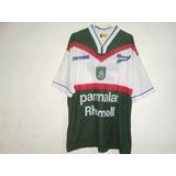 16ab2b64ca Usado - São Paulo. Camisa Trenio Palmeiras Leia A Descrição Do Anúncio Ano  1999