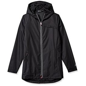 New Balance Outdoors Dobby Anorak Jacket, Black, Medium