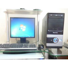 Computador Procesador Pentium Dual Core E5200 2gb De Ram