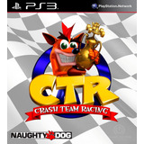 Crash Team Racing - Ctr / Ps3 Digital Full Español