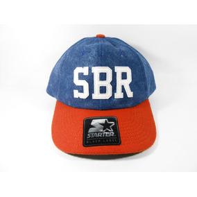 Bone Starter Azul - Acessórios da Moda no Mercado Livre Brasil 004f46aa52e