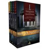 Teologia Para Pentecostais 04 Volumes Coleção Completa