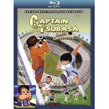 Blu-ray Capitan Tsubasa 128 Episodios Serie Completa 1983