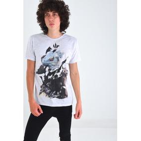 Camiseta Iguana Hombre