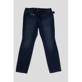 Pantalon Mezclilla Americano Talla 18 Skinny Leg