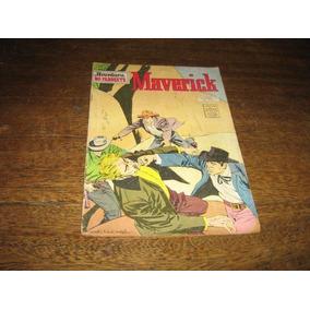 Maverick Ave No Faroeste Nº 12 De 1961 Ed Cruzeiro Original