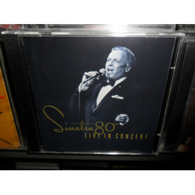 Cd Frank Sinatra 80 Live In Concert
