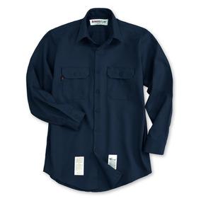 Camisola Uniforme Industrial Camisa Antiflama T/d 7 Ln