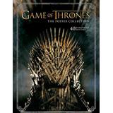 Game Of Thrones: The Poster Collection Nuevo Y Sellado