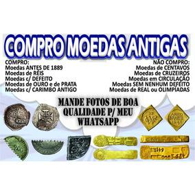 Compro Moedas Antigas Brasileiras