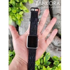 Correas Apple Watch Iwatch 38mm 42mm Unisex Cocodrilo