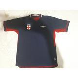 Camisa Umbro Selecao Inglaterra - Camisas de Futebol no Mercado ... 1cbb0d8f5d41f