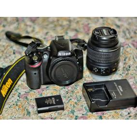 Camara Profesional Nikon D3200 Full Hd
