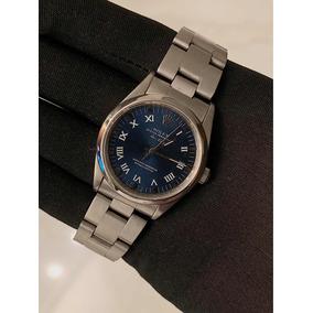 91d4c1b8f14 Relogio Rolex Air King Modelo - Relógios no Mercado Livre Brasil