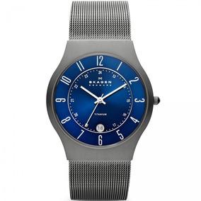 Relógio Skagen Titanium - Relógios no Mercado Livre Brasil 4ab033a144