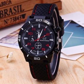 Relógio Esportivo Análogo Quartzo Correia De Silicone Gt 54