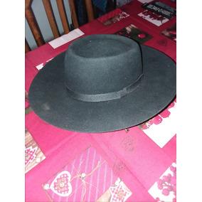 Sombrero Gaucho Sin Uso Legitimo De Casa Del Sombrero 2a52986648d