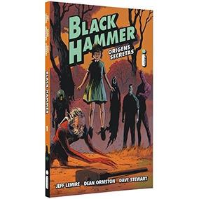Black Hammer: Origens Secretas - Graphic Novel, Vol.1.