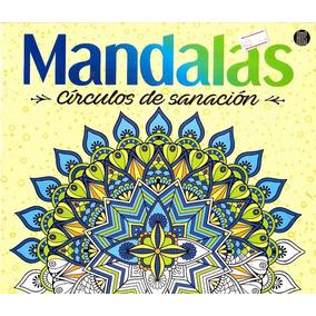 Mandalas Color & Meditación / 11 Tapas Distintas