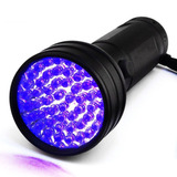 Lanterna Ultra Violeta Luz Negra Para Nota Falsa Escorpião