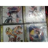 Sega Saturn Pack De Juegos
