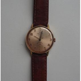 68ec8d011cc Relógio Antigo Corda Nelima - Relógios Antigos no Mercado Livre Brasil