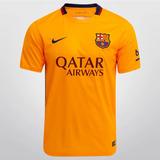 Camisa Barcelona 2015 - Camisa Barcelona Masculina no Mercado Livre ... 1c7af5b328c