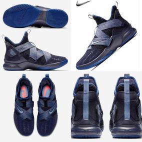 100% authentic 4d4d0 f8eca 1 vendido - Puebla · Tenis Nike Lebron James Soldier Xii Azul   Todos Los    Mx