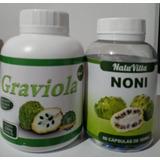 Graviola + Noni