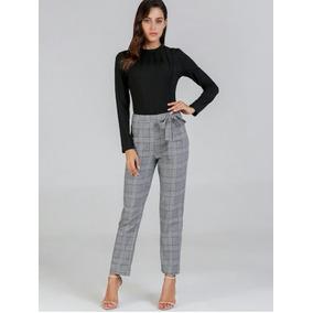 Pantalon Casual Escoses
